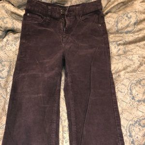 chocolate BDG urban outfitters girlfriend jeans